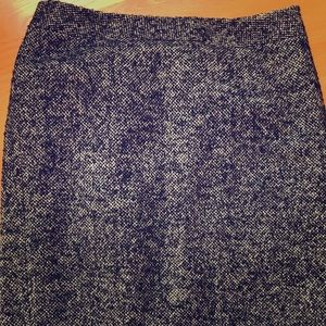 Coldwater Creek Wool Skirt